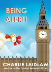 Book Review: Being Alert by Charlie Laidlaw. #satire#Covid19.