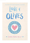 Love And Olives. By Jenna Evans Welch. A Book Review on a Greek Island.