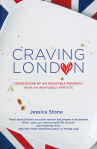 The perfect book for ChocolatePages. Food Food and more food. Book Review: Craving London. By JessicaStone.