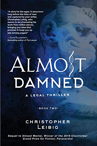 Almost Damned by [Christopher Leibig]