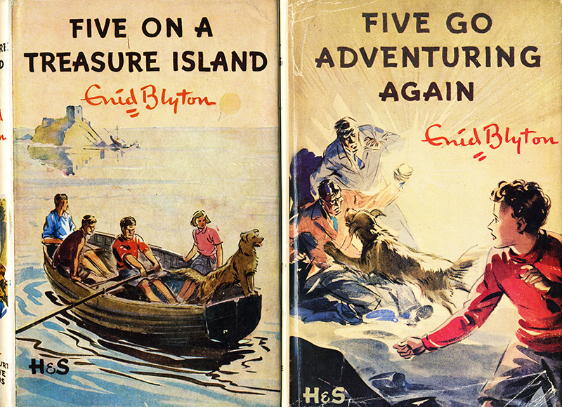 There's a Famous Five cookbook in the works - YOU Magazine
