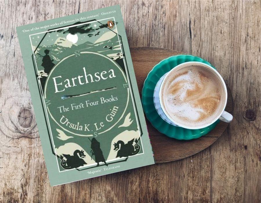 Earthsea by Ursula Le Guin